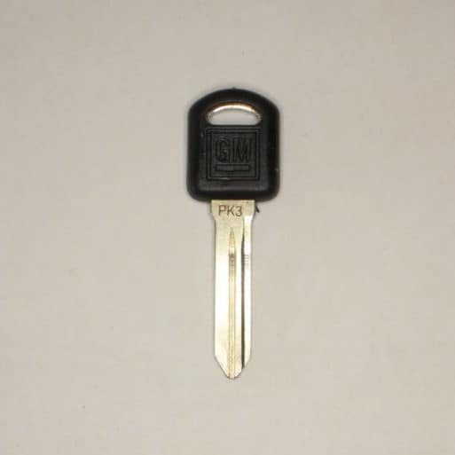 chevrolet key blanks, Chevrolet key blanks