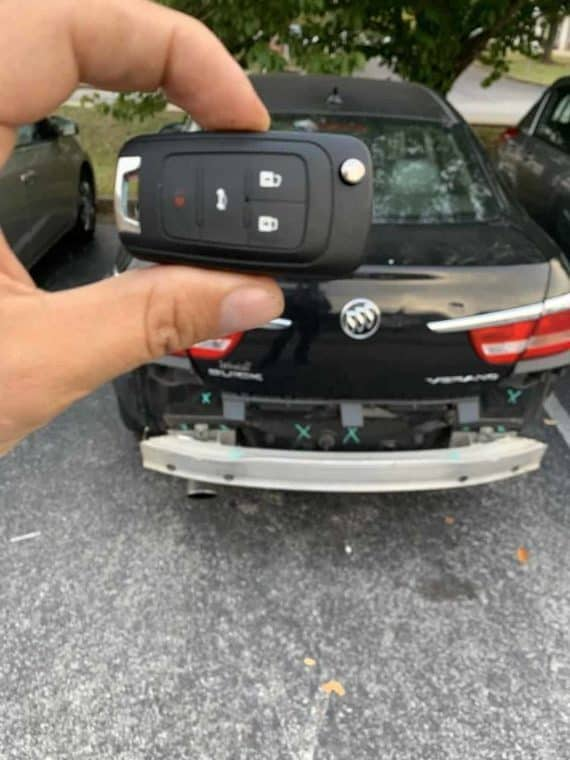 buick key, Buick key replacement