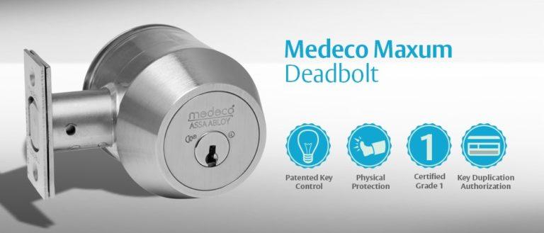 Medeco Locks, Medeco locks